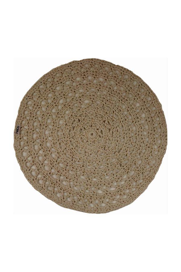 gehaakt katoenen kleed arab mushroom medium