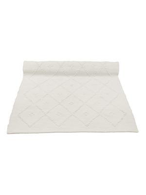 plan-b-vloerkleed diamond off-white medium