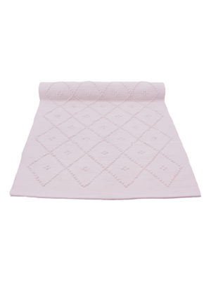 plan-b-vloerkleed diamond baby roze medium