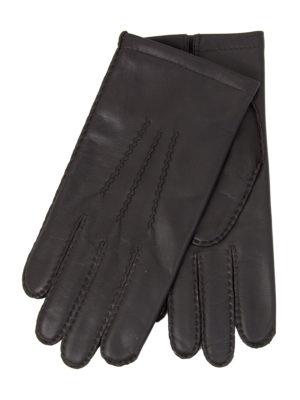 leren handschoenen (mannen) classic choco medium