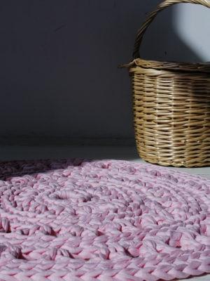 styling kleedje arab roze