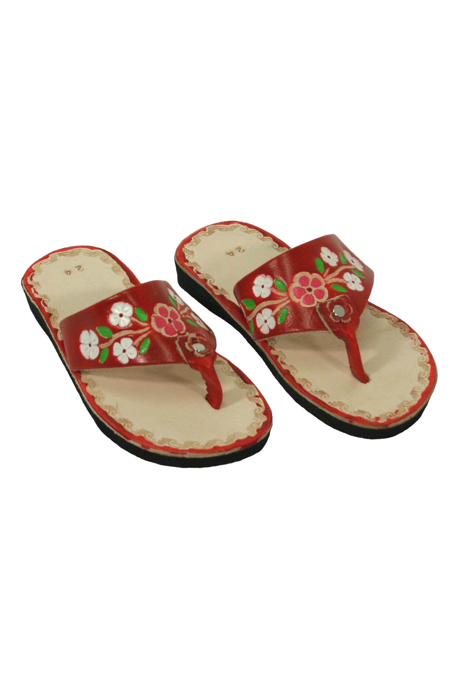 704537863b7f flor chillipepper leather flipflop – naco.shop
