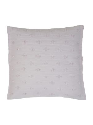 liz baby pink woven cotton pillowcase medium