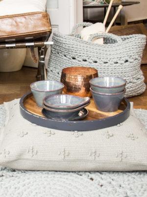 tapas bowl celadon glaze ceramic small