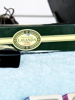 lavanda shaving cream
