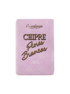 spa soap chipre white flowers
