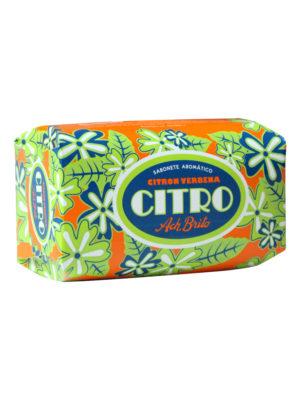 spa soap citro verbena