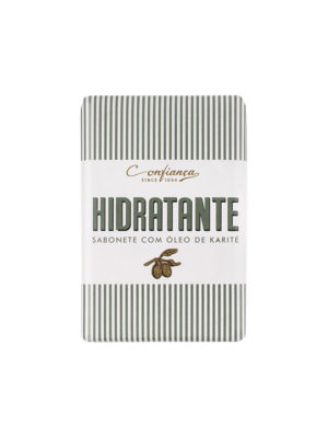 spa soap hydratant karite oil