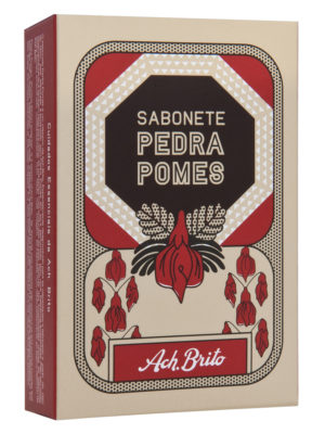spa soap pomice powder