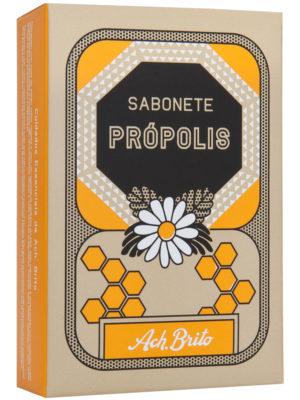 spa soap propolis