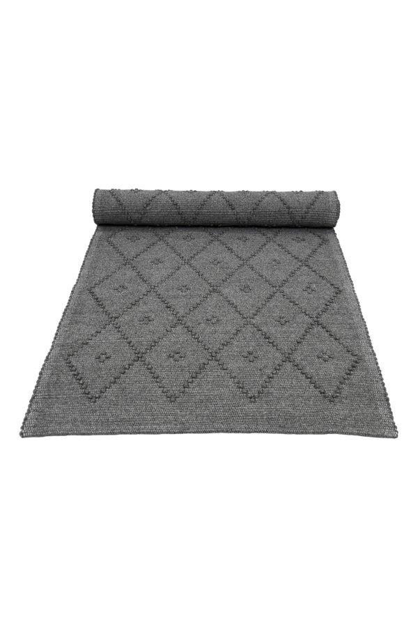 diamond granite woven cotton floormat small