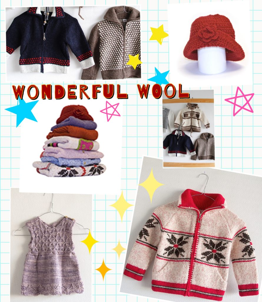 wonderful wool