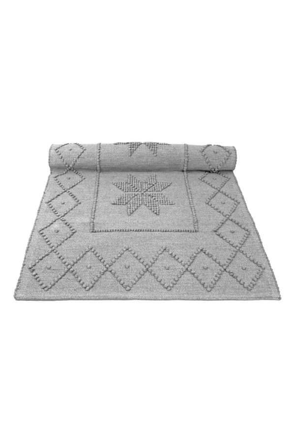 plan-b-rug star light grey medium