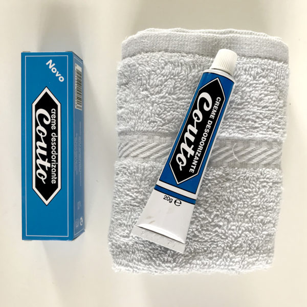 Antitranspirant cream Couto