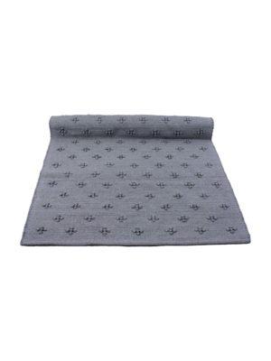 liz grey woven cotton floor runner xlarge