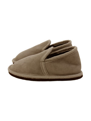 urban choc sheep fur mule small