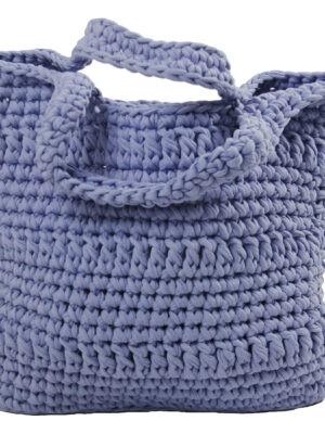 basic swimmingpool blue crochet cotton shopper large.jpg